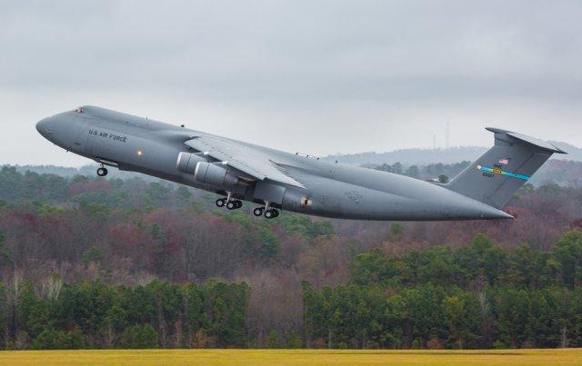 Livraison du 52ème C-5M modernisé à l'US Air Force 530d1f10