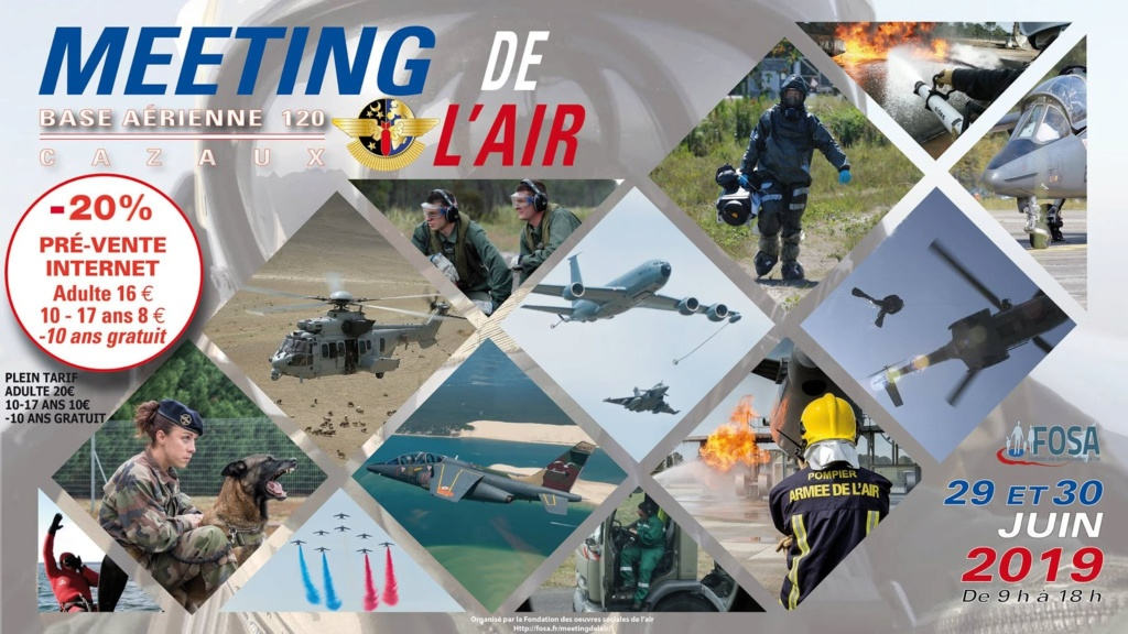 Meeting de l'air de la BA 120 de Cazaux 29 et 30 juin 2019  53229510