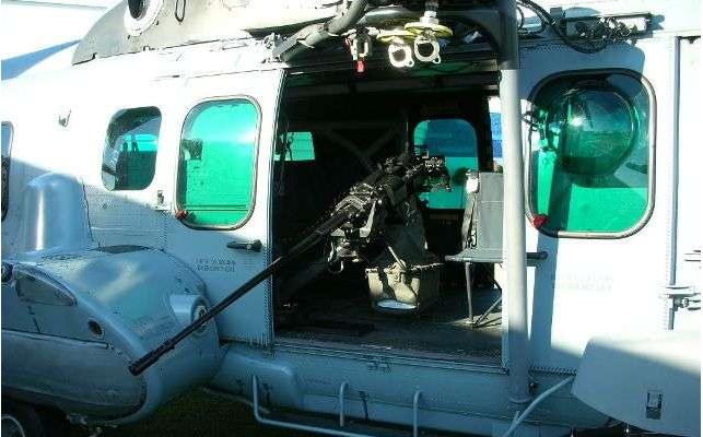 Le canon SH20 de Nexter qualifié sur les Cougar de Barkhane 539af310