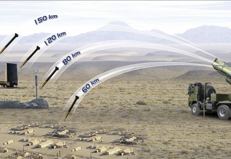Un «corps de missiles» au sein de l'artillerie de Tsahal  550_8010