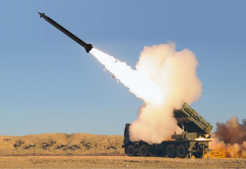 Un «corps de missiles» au sein de l'artillerie de Tsahal  550_8011