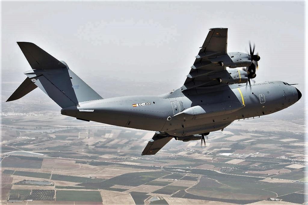 Echangerait A400 M contre avions d'entraînement              59325610