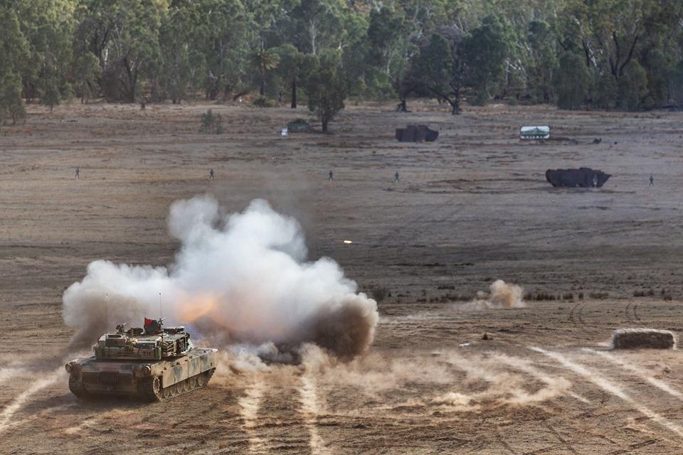 L'exercice annuel Chong Ju des armées australiennes 59717310