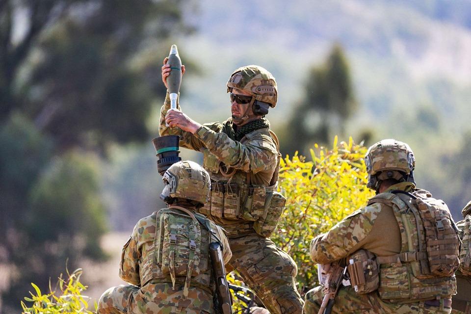 L'exercice annuel Chong Ju des armées australiennes 59719110