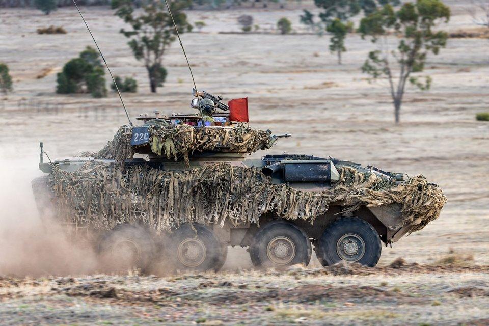 L'exercice annuel Chong Ju des armées australiennes 59914910