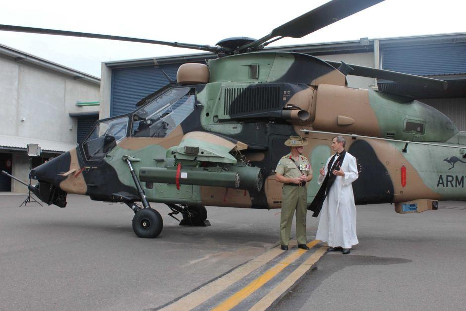 L'Australie veut (déjà) remplacer ses hélicoptères Tigre 60590810