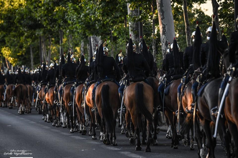 Défilés militaires du 14 juillet 2019 à Paris et les replays - Page 2 66422210