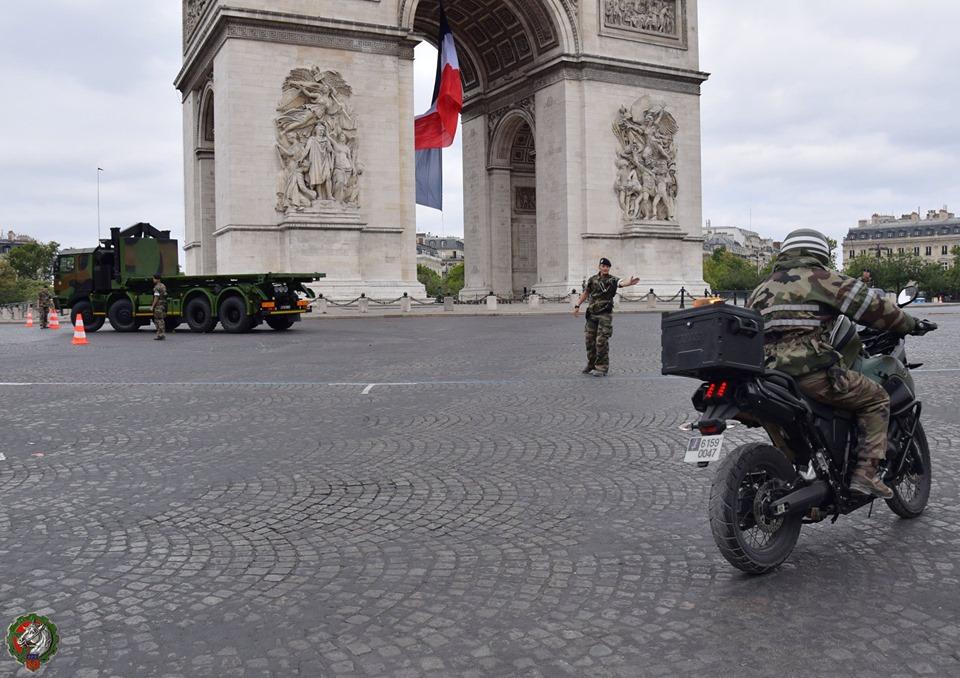 Défilés militaires du 14 juillet 2019 à Paris et les replays - Page 4 66477210