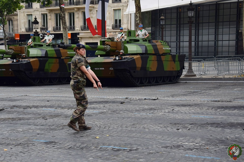 Défilés militaires du 14 juillet 2019 à Paris et les replays - Page 4 66477211