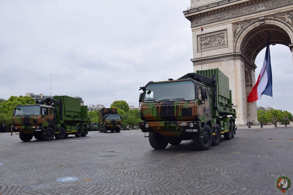 Défilés militaires du 14 juillet 2019 à Paris et les replays - Page 4 66479810