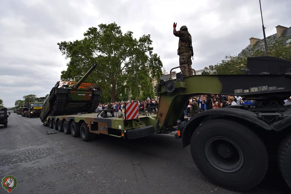 Défilés militaires du 14 juillet 2019 à Paris et les replays - Page 4 66504410