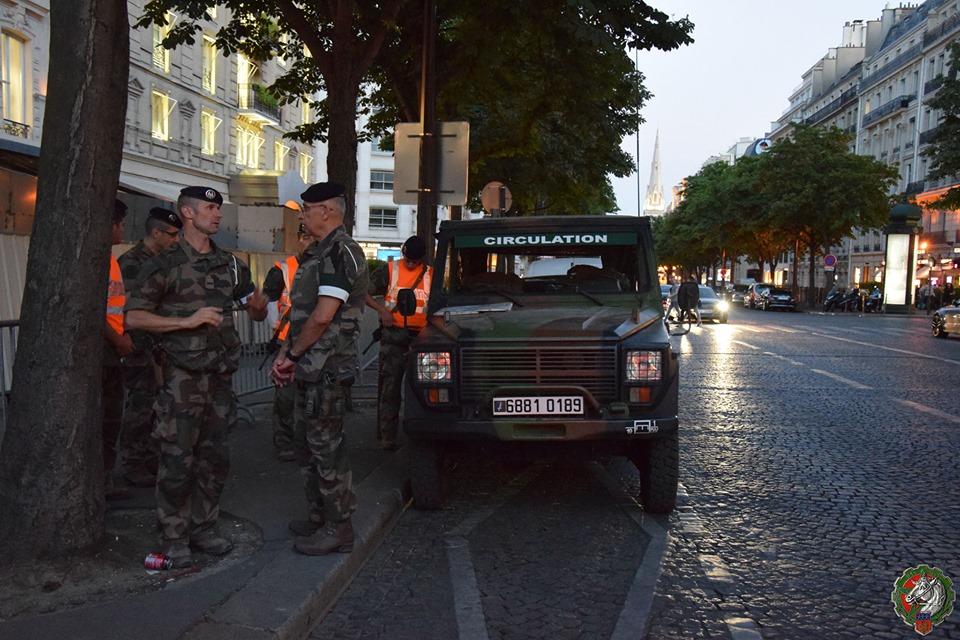 Défilés militaires du 14 juillet 2019 à Paris et les replays - Page 2 66578710