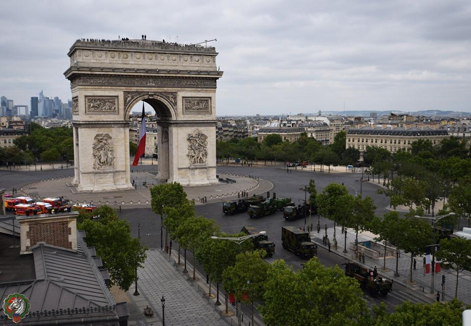 Défilés militaires du 14 juillet 2019 à Paris et les replays - Page 4 66617310