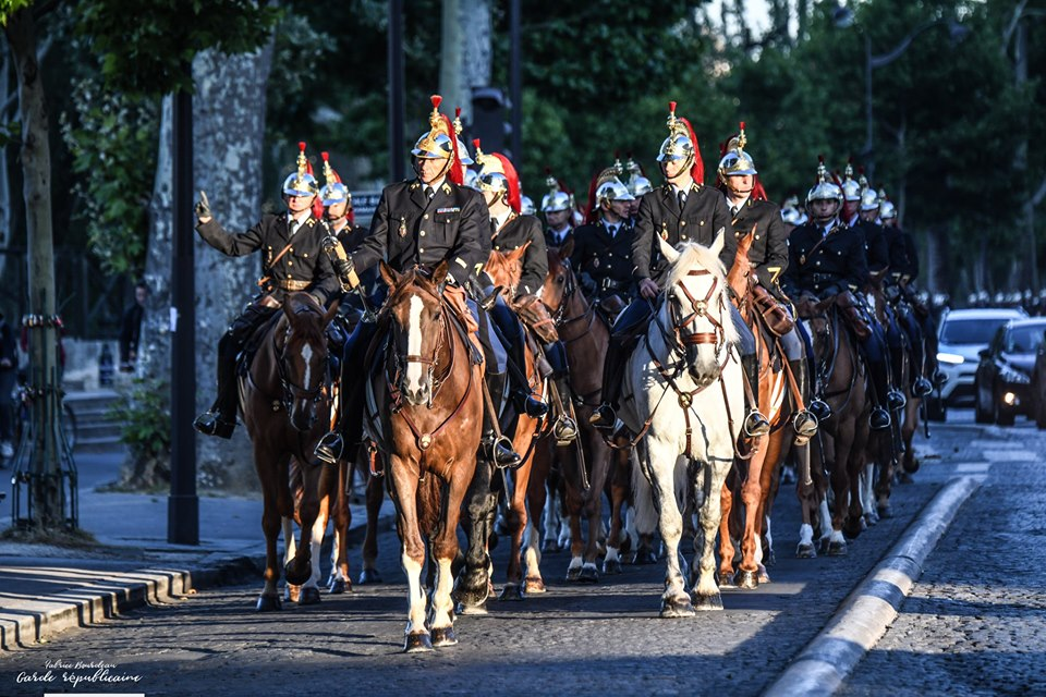 Défilés militaires du 14 juillet 2019 à Paris et les replays - Page 2 66711510