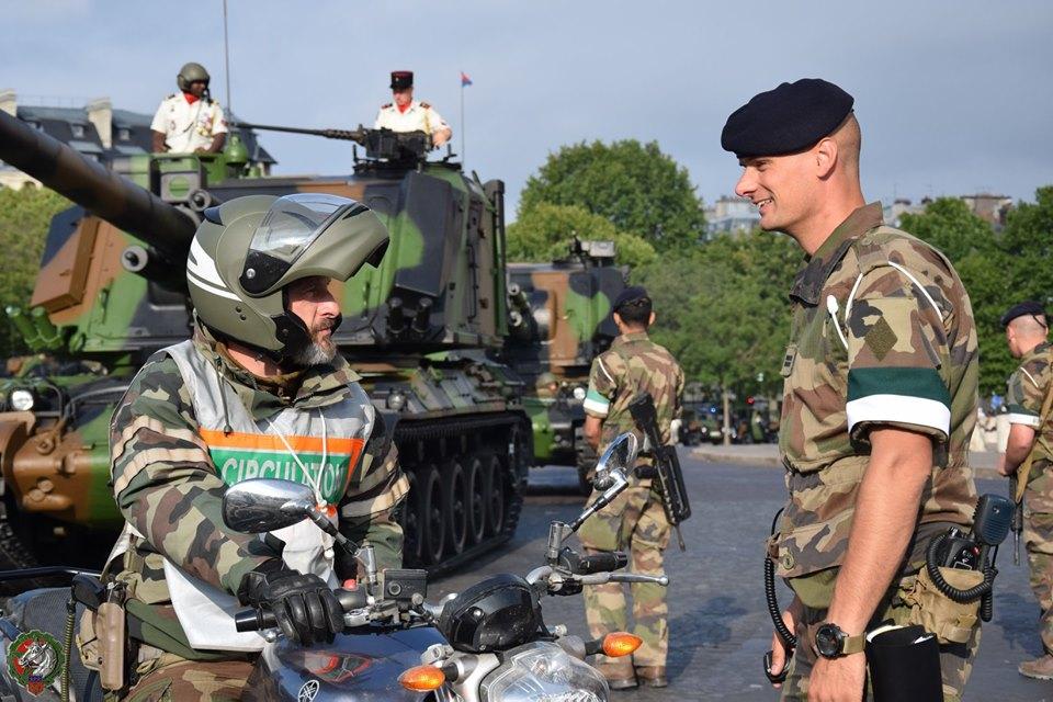 Défilés militaires du 14 juillet 2019 à Paris et les replays - Page 4 66722010