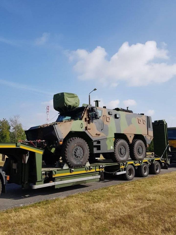 Défilé militaire 2019 de la fête nationale belge 21 juillet 67066710