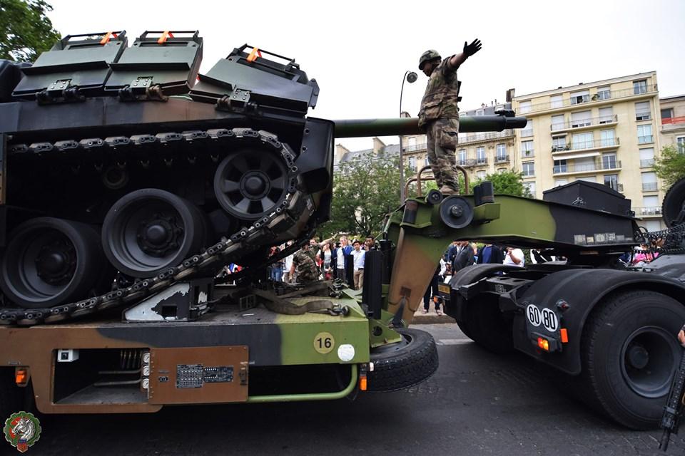 Défilés militaires du 14 juillet 2019 à Paris et les replays - Page 4 67138610