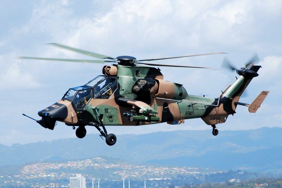 L'Australie veut (déjà) remplacer ses hélicoptères Tigre 67815310