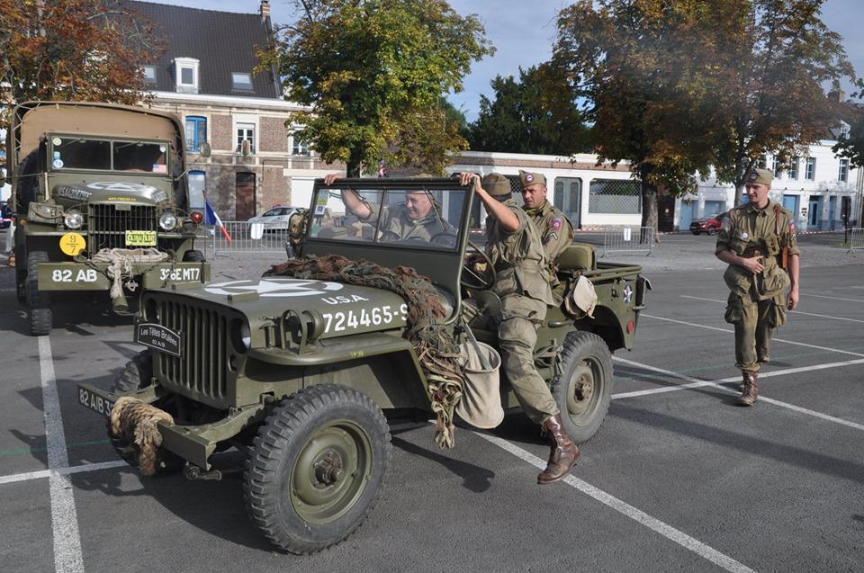 Commémoration des 75 ans de la libération de Douai 69408710