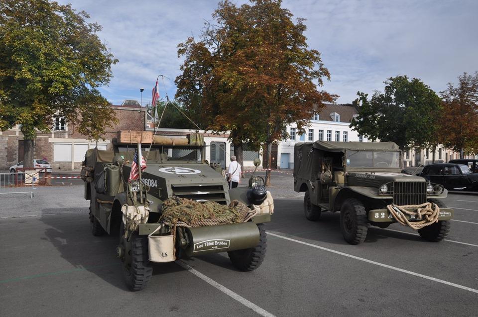 Commémoration des 75 ans de la libération de Douai 69701110
