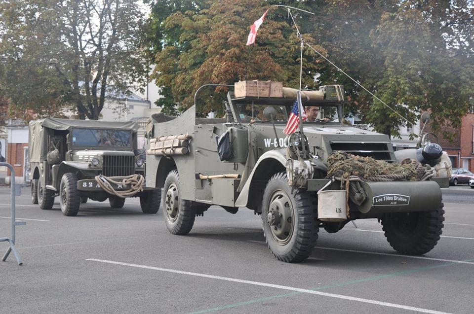 Commémoration des 75 ans de la libération de Douai 69706710