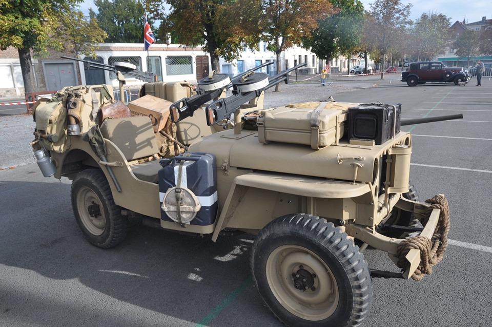 Commémoration des 75 ans de la libération de Douai 70658210