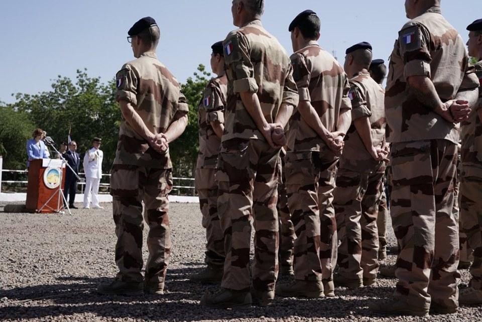 Florence Parly, la ministre des Armées, au Sahel 75224810
