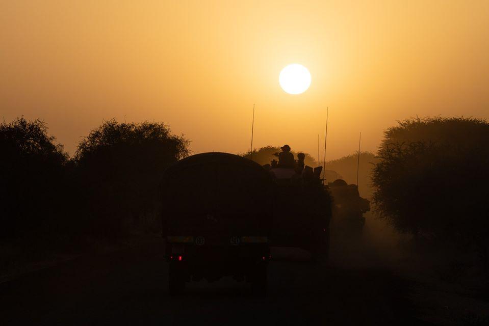 Opération réussie dans le Gourma pour le G5 Sahel 76732910