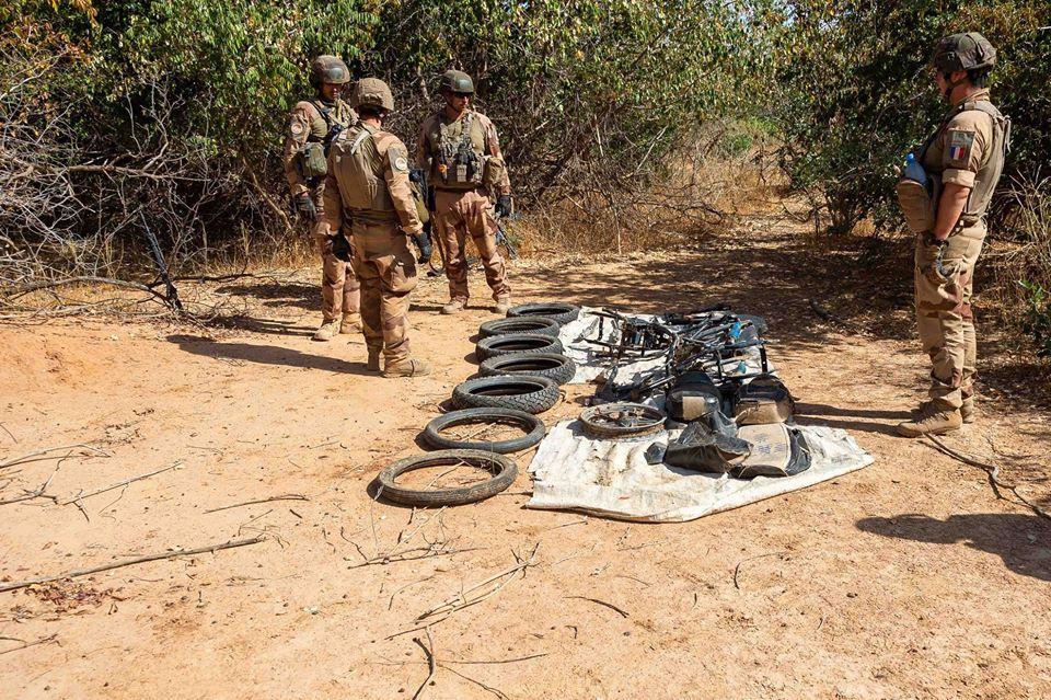 Opération réussie dans le Gourma pour le G5 Sahel 77090610