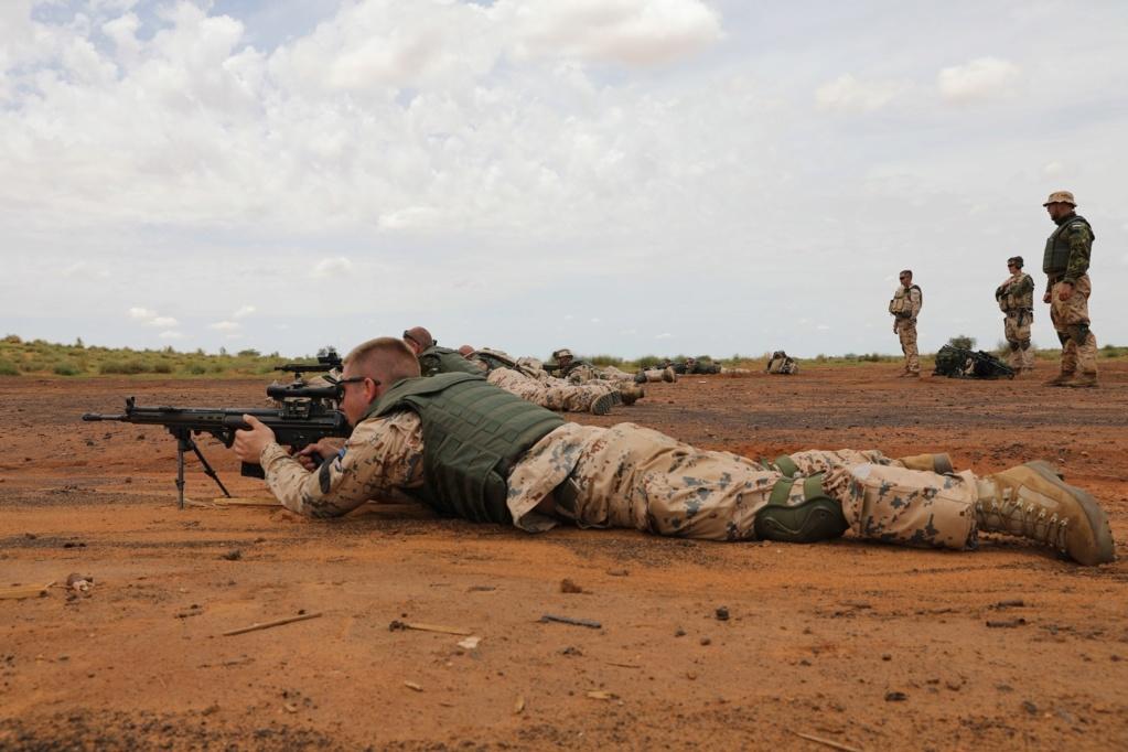 50 soldats estoniens auprès de la France au Mali 7j7a1010