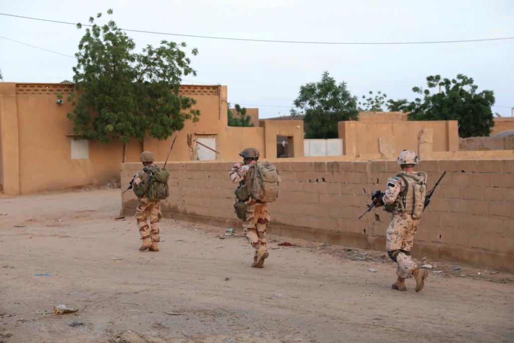 50 soldats estoniens auprès de la France au Mali 7j7a1610