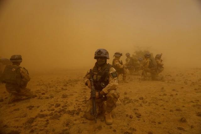 Des forces spéciales européennes pour « Takuba »  81542610