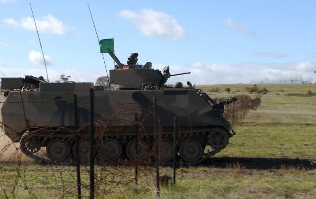 L'exercice annuel Chong Ju des armées australiennes 85310