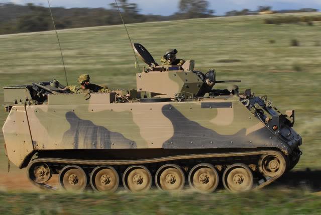 L'exercice annuel Chong Ju des armées australiennes 86310