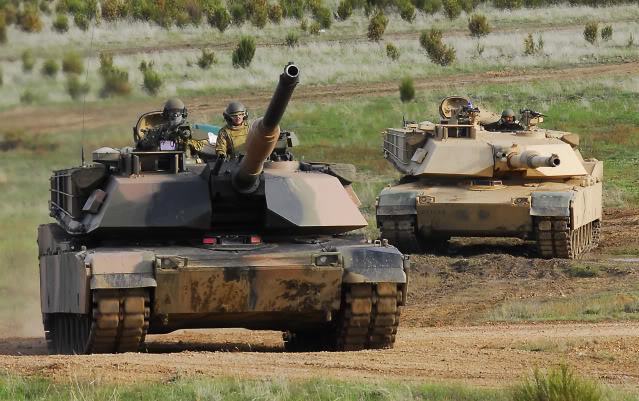 L'exercice annuel Chong Ju des armées australiennes 86410