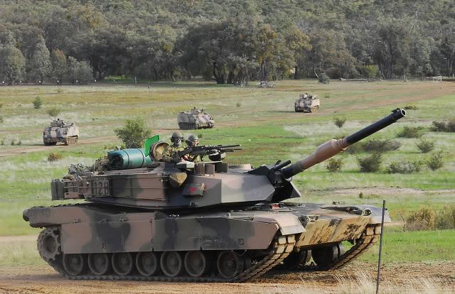 L'exercice annuel Chong Ju des armées australiennes 86510