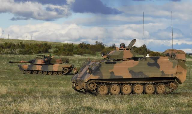 L'exercice annuel Chong Ju des armées australiennes 86610