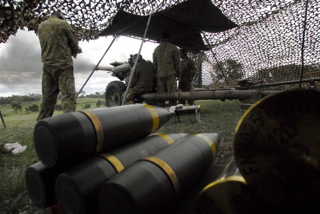 L'exercice annuel Chong Ju des armées australiennes 86710