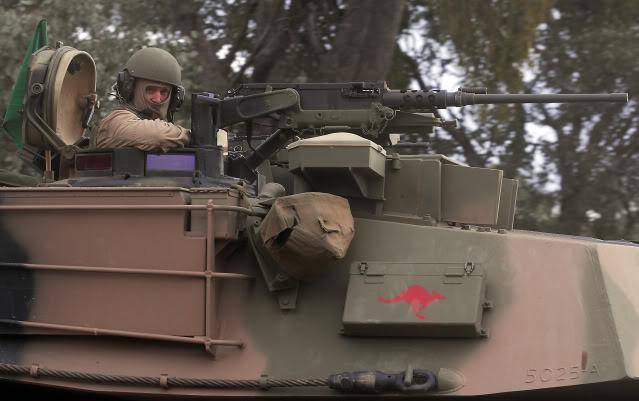 L'exercice annuel Chong Ju des armées australiennes 87110