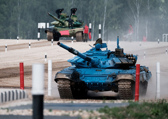 Les International Army Games 2018 _10