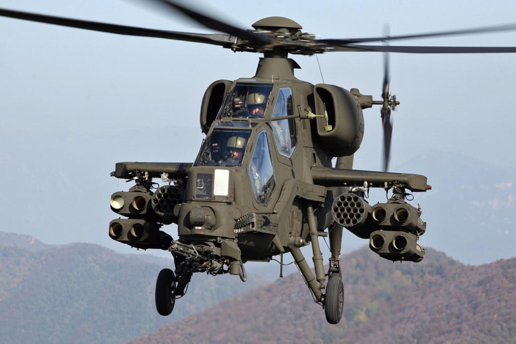 Des hélicoptères de combat turcs pour le Pakistan A129-110