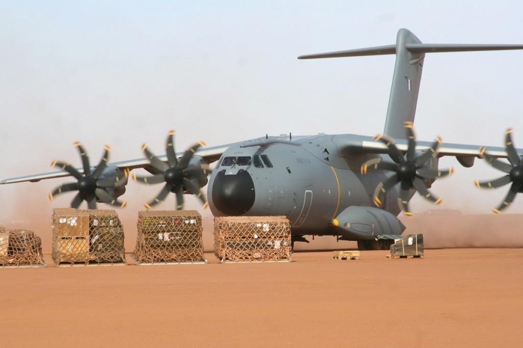 L'engagement des pays alliés et européens  A400m-12