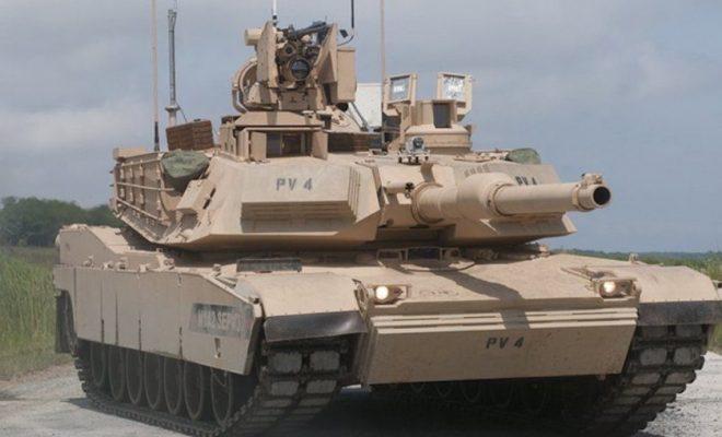 Dernière livraison de chars Abrams pour le Maroc Abrams10
