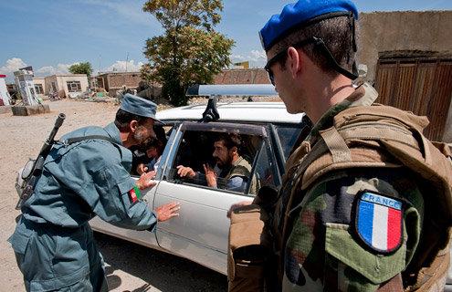 La Gendarmerie pour former les forces de sécurité du Mali ? Afghan10