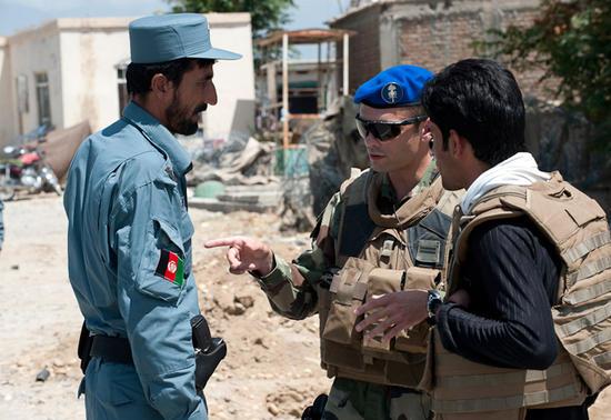 La Gendarmerie pour former les forces de sécurité du Mali ? Afghan11
