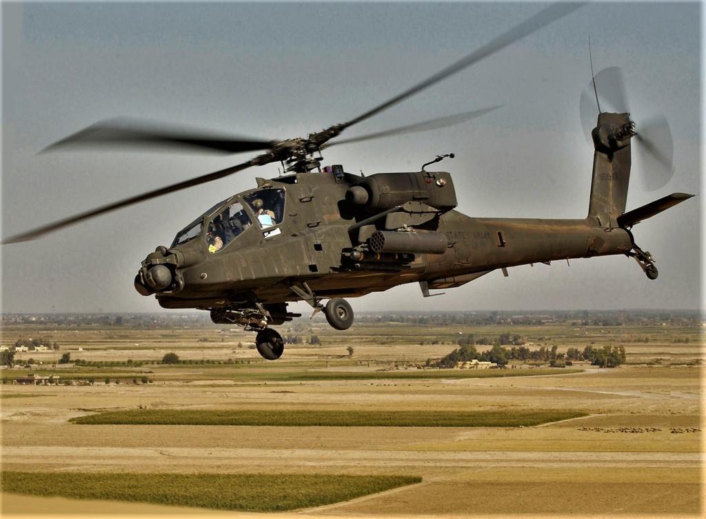 L'Australie veut (déjà) remplacer ses hélicoptères Tigre Ah-64d10