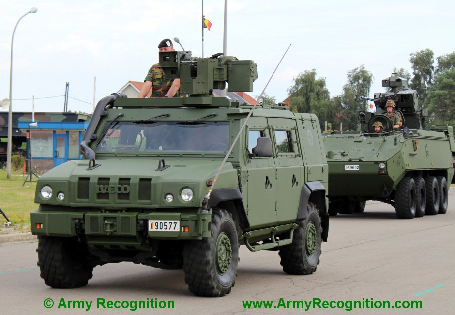 Défilé militaire 2019 de la fête nationale belge 21 juillet Analys15