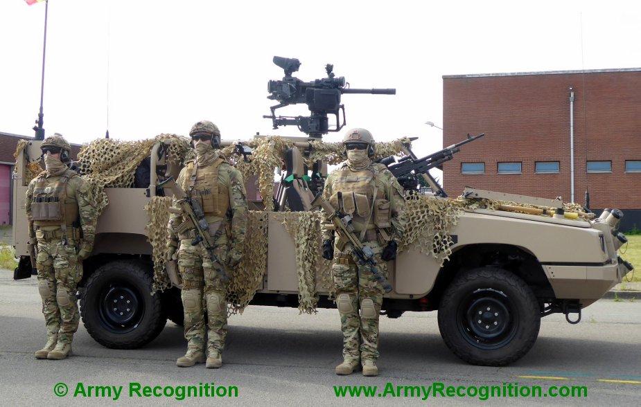 Défilé militaire 2019 de la fête nationale belge 21 juillet Analys21