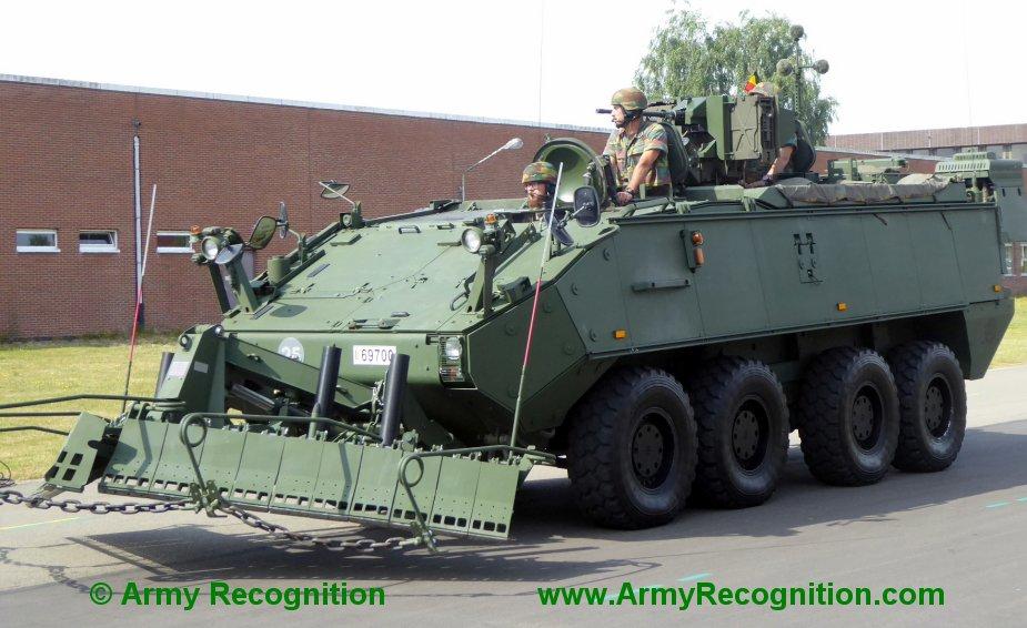 Défilé militaire 2019 de la fête nationale belge 21 juillet Analys24