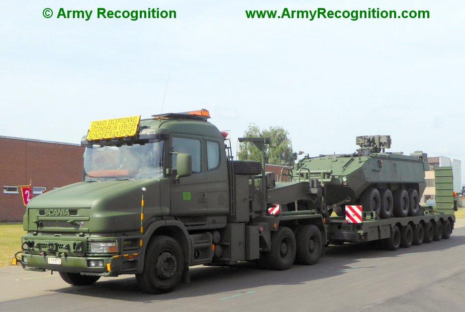 Défilé militaire 2019 de la fête nationale belge 21 juillet Analys32